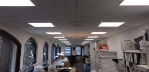 Workplace lighting got you feeling blue? - Fulcher Edwards Ltd