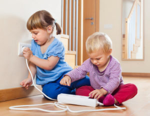 Electrical Safety For Children and Holiday