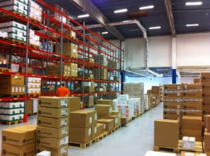 Warehouse heating in St Albans, Herfordshire and London